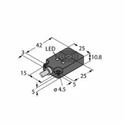 TUR BI8-Q10-VP6X2 10M SPLICED (4616499)