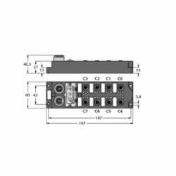 TUR FDNL-L1600-T BUS STOP STATION (F0095)