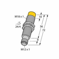 TURCK NI 8-M18E-LIU-H1141 (M1536302)
