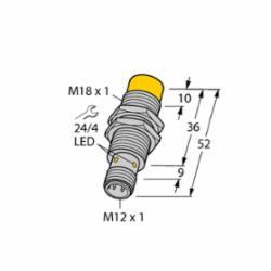 TURCK NI12U-M18-AP6X-H1141 (M1645140)