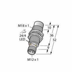 TURCK NI15U-EM18WD-AP6X-H1141 (M1634818)