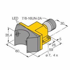 TUR NI4-DSU35-2ADZ30X2-B1151