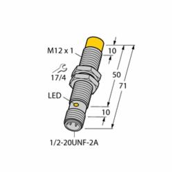 TURCK NI 8U-G12-ADZ32X-B3131 (M4281105)