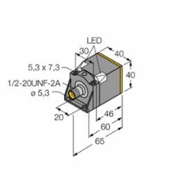 TUR NI35U-CK40-ADZ30X2-B3131 W/BS4 (4280431)