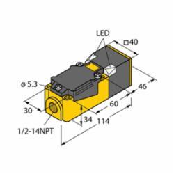 TUR NI40U-CP40-FDZ30X2 SENSOR (4280801)