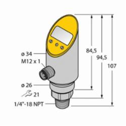 TUR PS010V-303-2UPN8X-H1141 (6833418)
