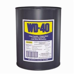 WD-40® 10117 Heavy Duty Multi-Use Open Stock Lubricant, 5 gal Pail, Liquid, Light Amber, 0.8 - 0.82