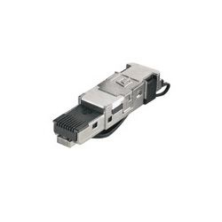 Weidmuller Inc. PLUG-IN CONNECTOR,RJ45/IDC CONNECTION