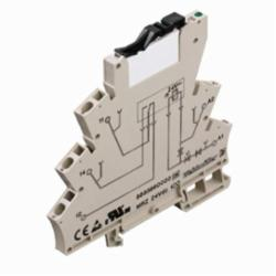 ELECTRONIC RELAY,MICRO SERIES,IP20 ENCL