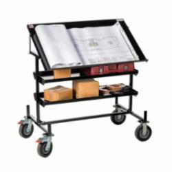 MAXIS WW-550 56825501 550 - Mobile print table w/ storage