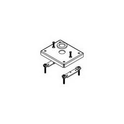 WLK 428B075 FLUSH CARPET PLATE