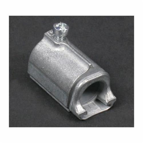 Wiremold® 5791 EMT Connector Fitting, 1/2 in, For Use With 500 and ...