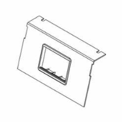 WLK C8850P-ACT AC8850 PLATE WITH (1) 6A BEZEL