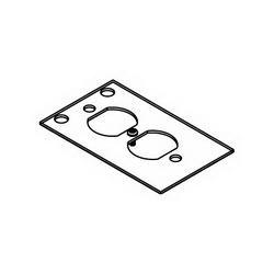 WLK CRFB-D-4 CRFB DEVICE PLATE