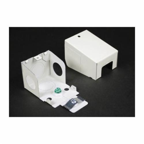Wiremold® V2010A3 Entrance End Fitting, For Use With 2000 Series ...