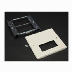 WM G4047RX 2G GRY COVER PLATE