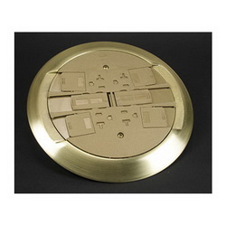 Legrand-Wiremold RC4CTCBK RC4 COVER BK FLANGE AN