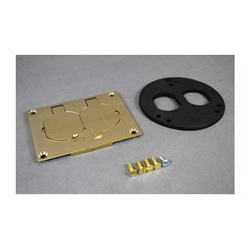 WLK S125B BRS COVER PLATE