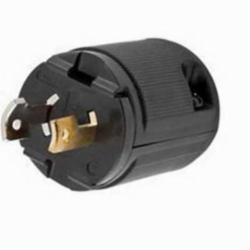 Hubbell Wiring Device-Kellems LKG PLUG, MIDGET, 15A 125V, ML-1P