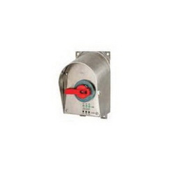 HUBBELL HBLDS3SSRPJ SLOPED DISC, UN-F, 30A, 4X, STAINLESS STEEL, LED, JOG SWITCH
