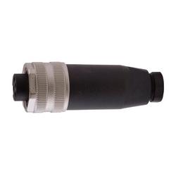HUBW HCMS05F16 MINI-QUICK FIELD ATT FEM 5P F16