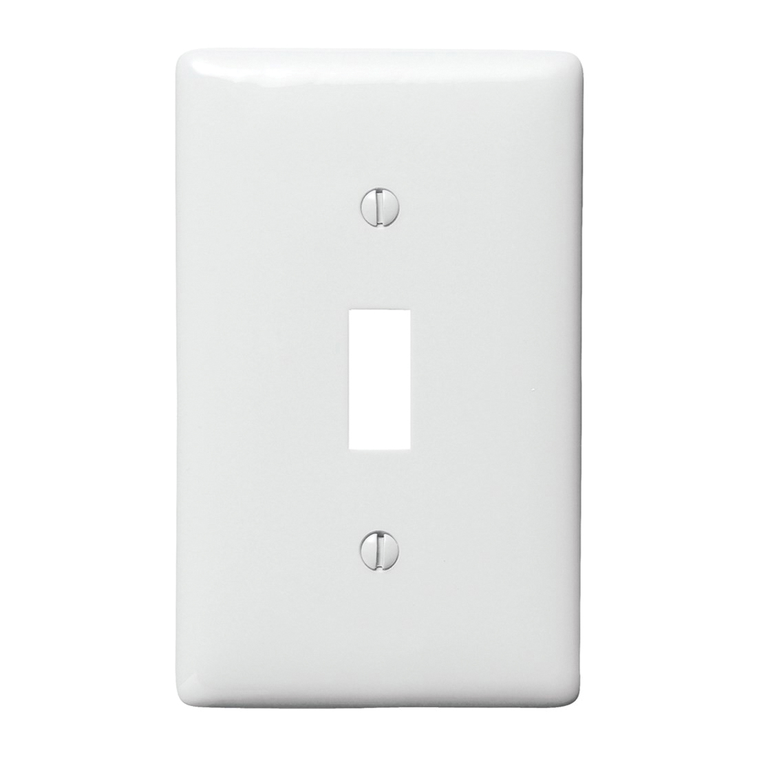 Premise Wiring Np1w Standard Wallplate 1 Gang 463 In H X 288 A Light Switch Ad Image